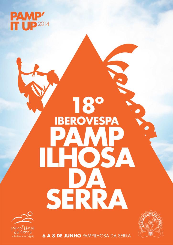 18º Iberovespa, 2014 - Pamp'it up